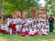Visitantes de la Escuela Primaria Miguel Hidalgo.
