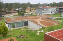 La azotea verde en construcción. (Foto: Juan Martínez Cruz)